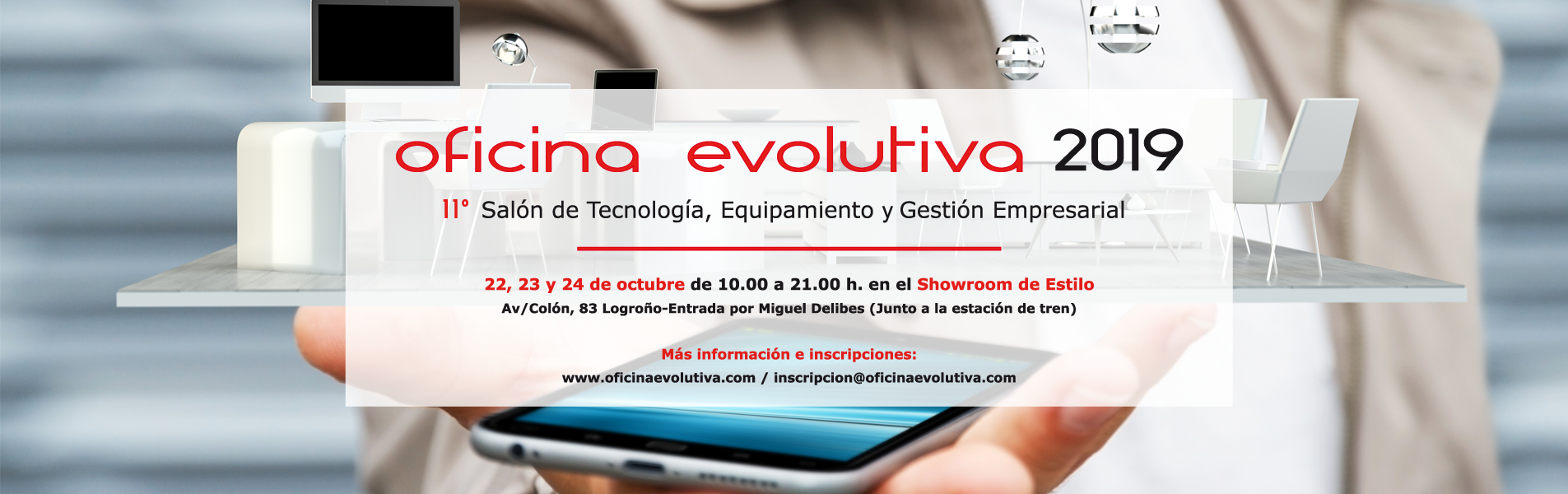 OFICINA EVOLUTIVA 2019