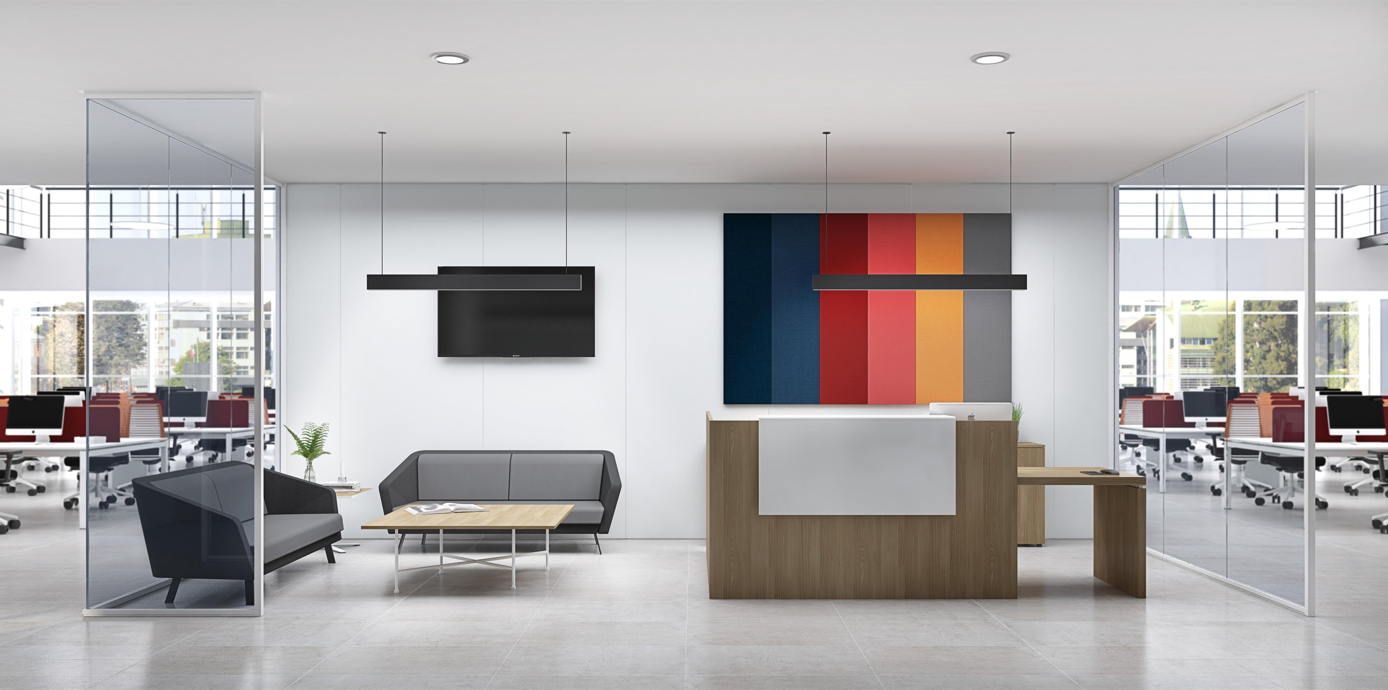 Mobiliario Oficina Galeria 6
