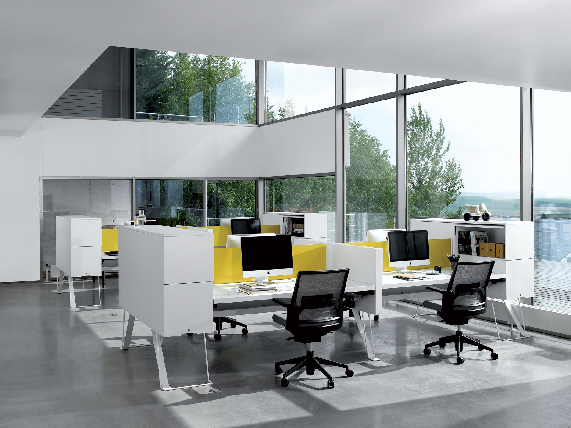 Mobiliario Oficina Galeria 9