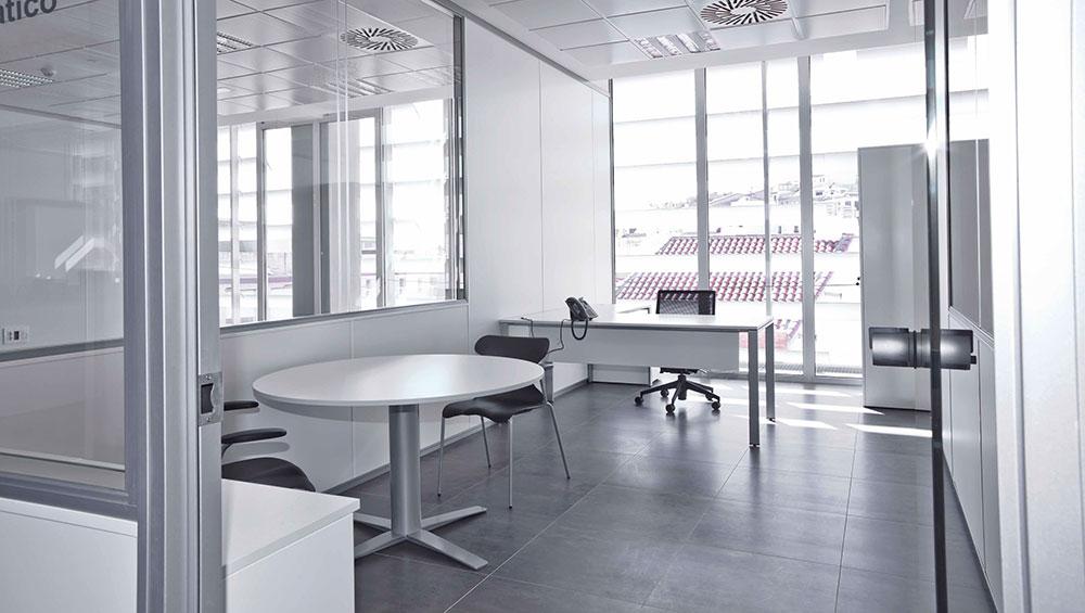 suelosytechos oficinas galeria7 - suelos y techos tecnicos