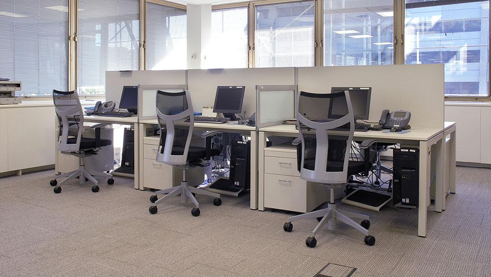 suelosytechos oficinas galeria8 - suelos y techos tecnicos