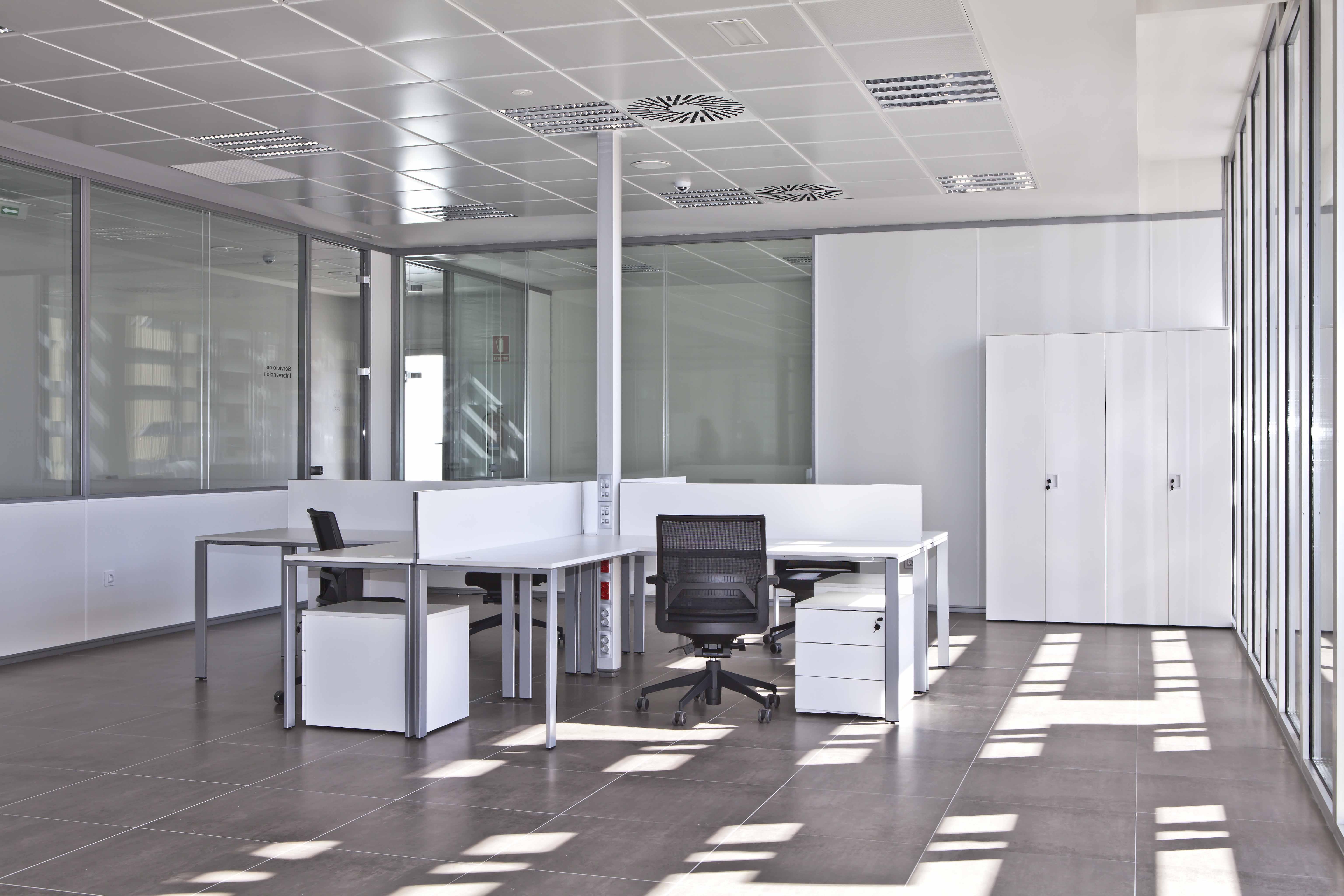 oficinas suelosytechos - suelos y techos tecnicos
